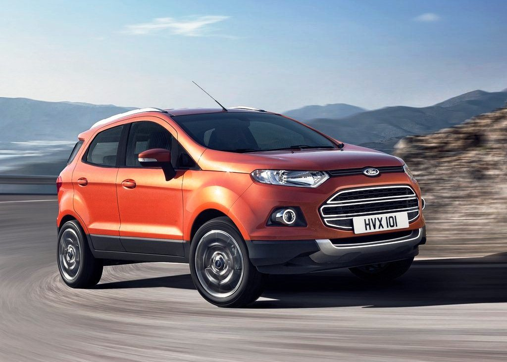 Featured Image of 2014 Ford EcoSport EU Version Spec Review