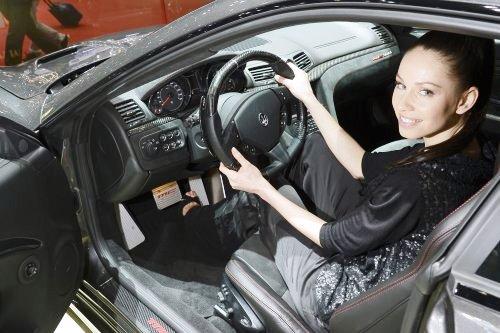 2014 Maserati GranTurismo MC Stradale Interior (Photo 2 of 5)