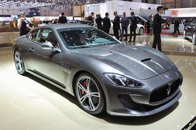 2014 Maserati GranTurismo MC Stradale Unveiled At Geneva (Photo 4 of 5)