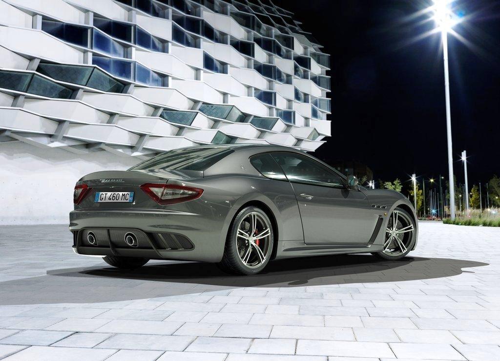 2014 Maserati GranTurismo MC Stradale Wallpaper (Photo 5 of 5)
