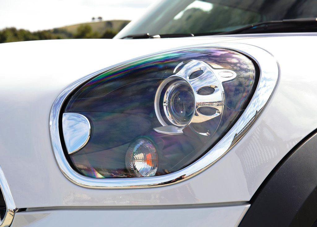 2014 Mini Paceman Head Lamp (Photo 3 of 8)