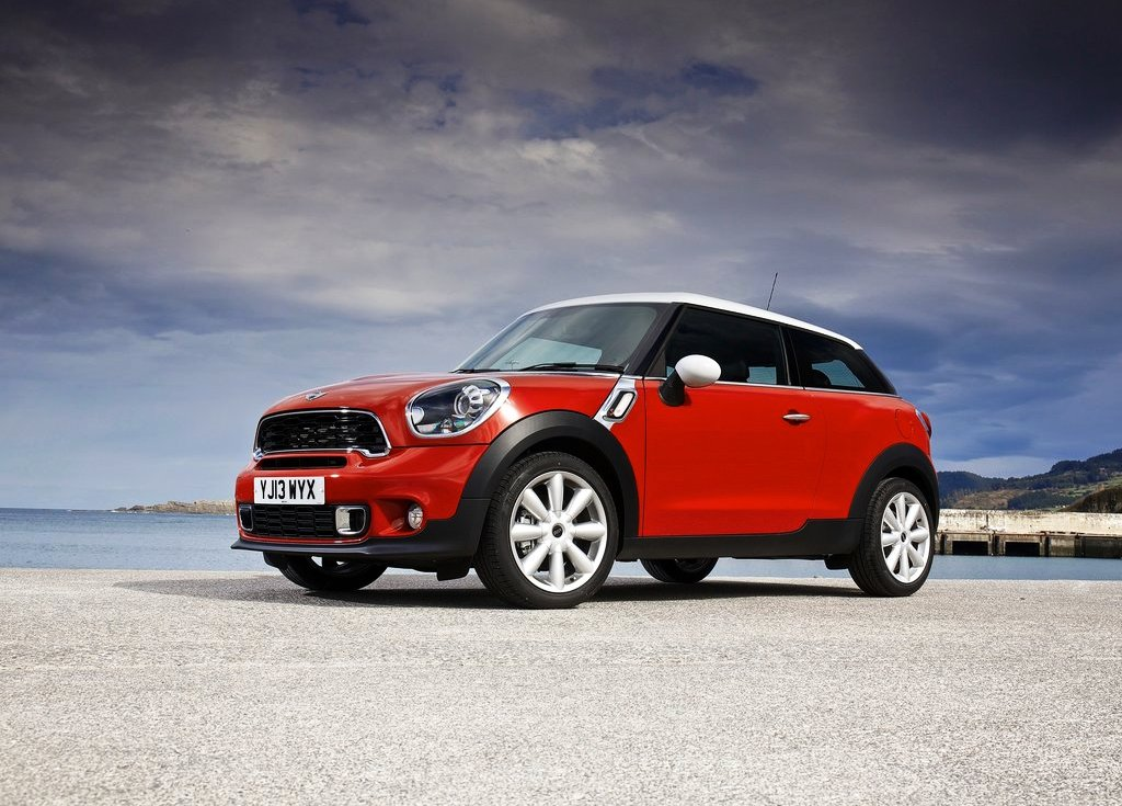 2014 Mini Paceman Uk Version (Photo 7 of 8)