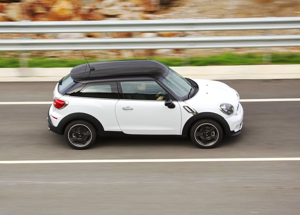 2014 Mini Paceman Wallpaper (Photo 8 of 8)