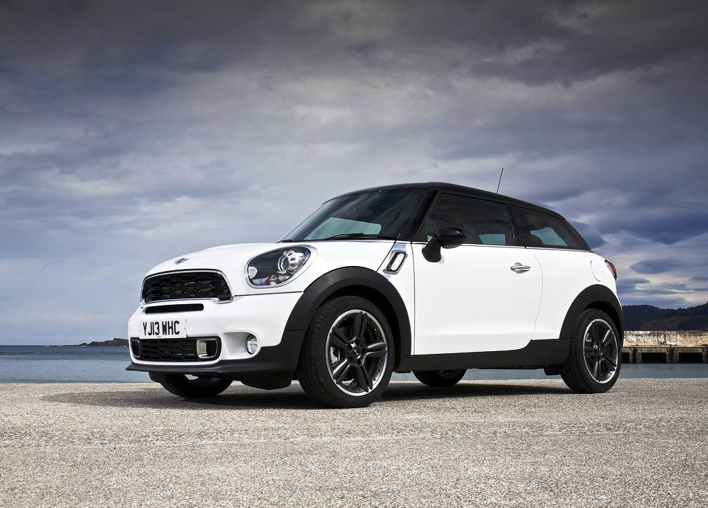 2014 Mini Paceman UK Version Review Pictures Gallery (8 Images)