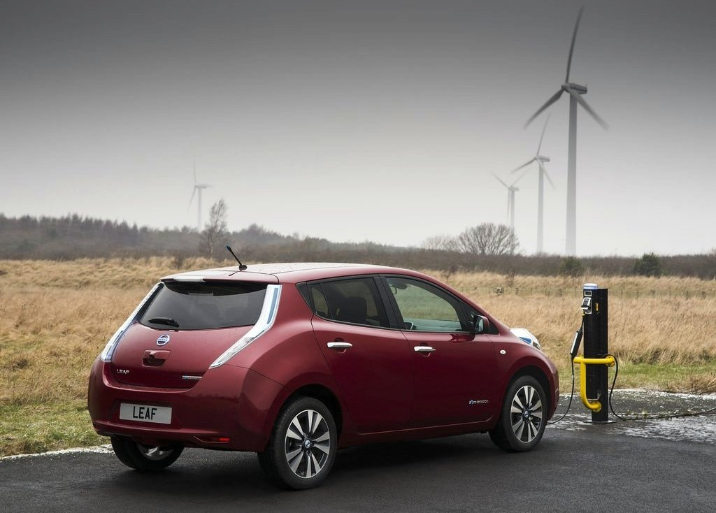 2014 Nissan Leaf Specification (Photo 8 of 10)