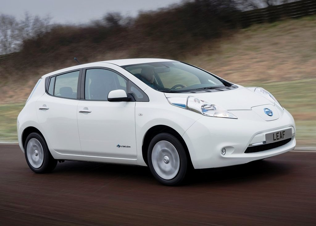 2014 Nissan Leaf Wallpaper (Photo 10 of 10)