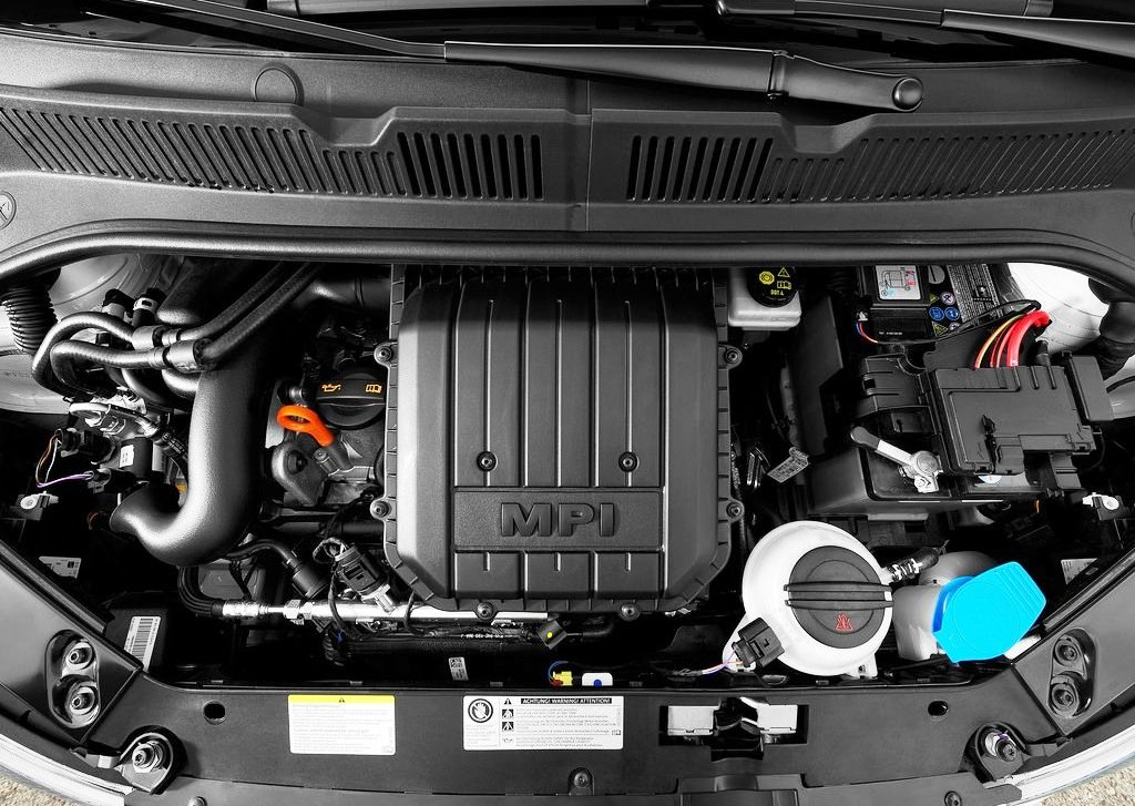 2014 Seat Mii Ecofuel Engine (Photo 3 of 7)