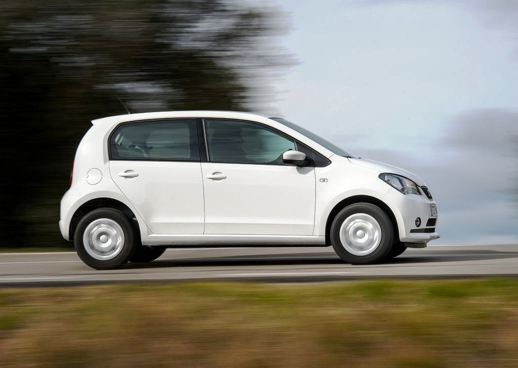 2014 Seat Mii Ecofuel Wallpaper (Photo 7 of 7)