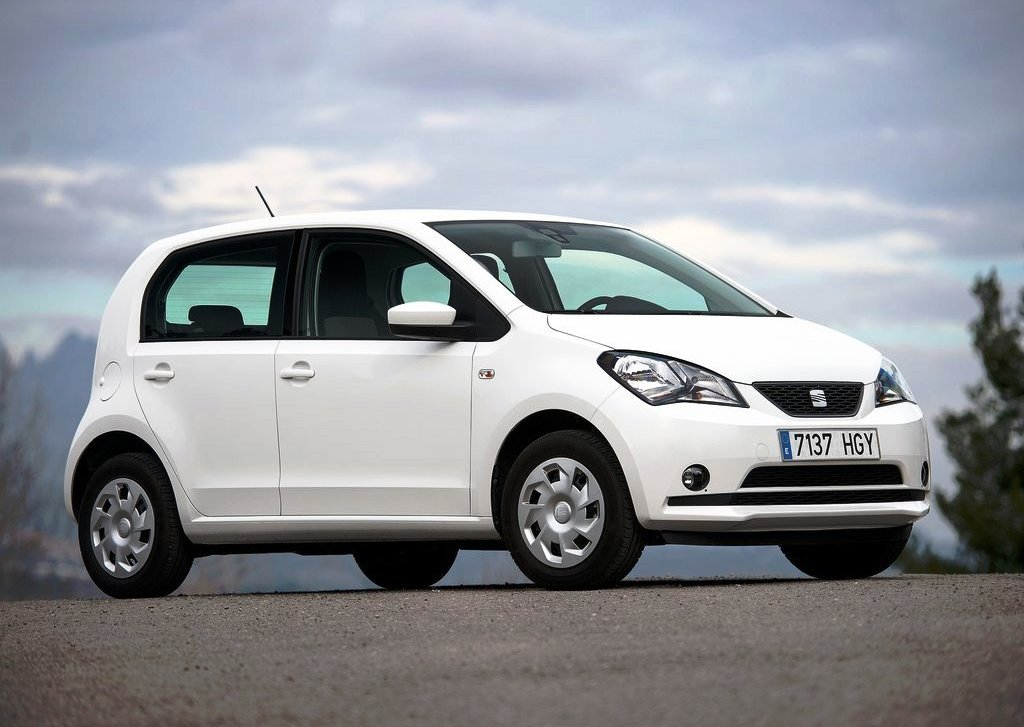Featured Image of 2014 Seat Mii Ecofuel Unveiled At Geneva Motor Show