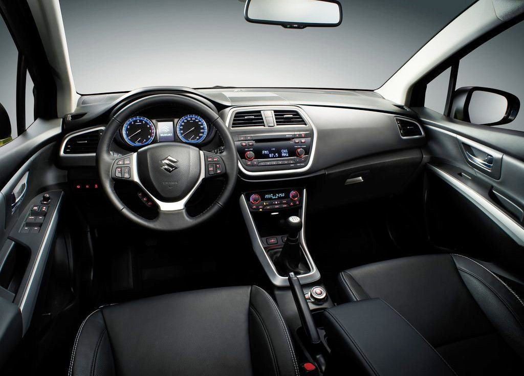 2014 Suzuki SX4 Interior (View 4 of 9)