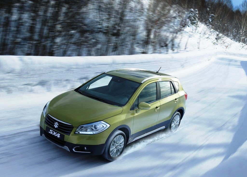2014 Suzuki SX4 Review (View 6 of 9)