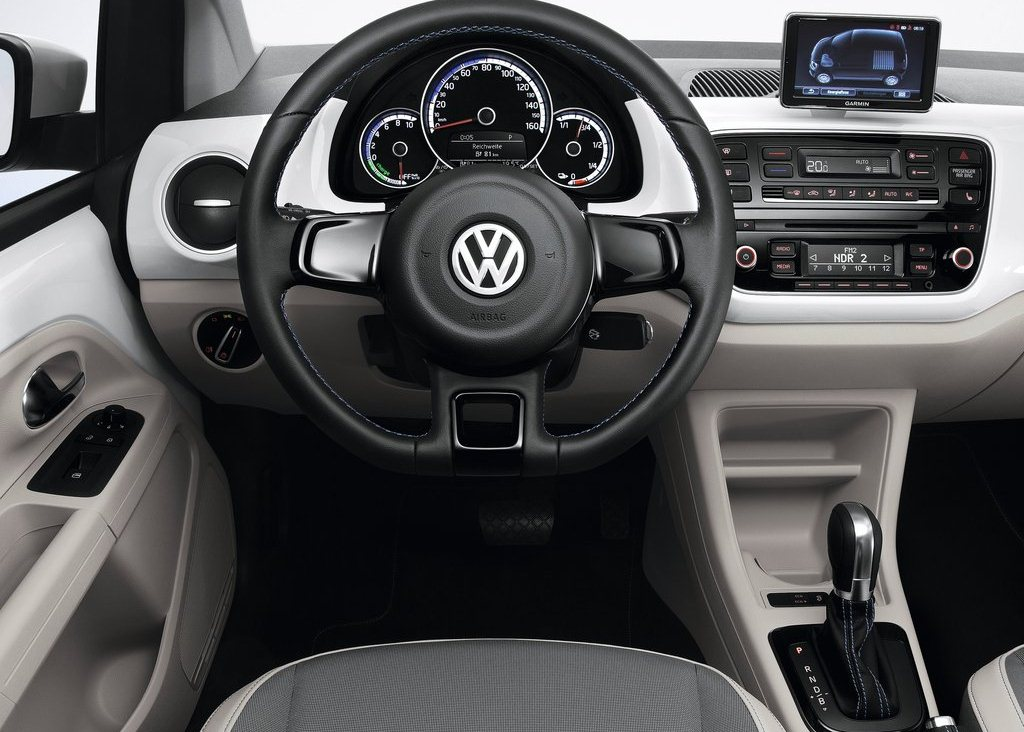 2014 Volkswagen E Up Interior (View 3 of 6)