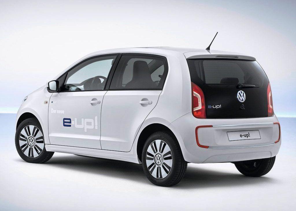 2014 Volkswagen E Up Wallpaper (Photo 5 of 6)