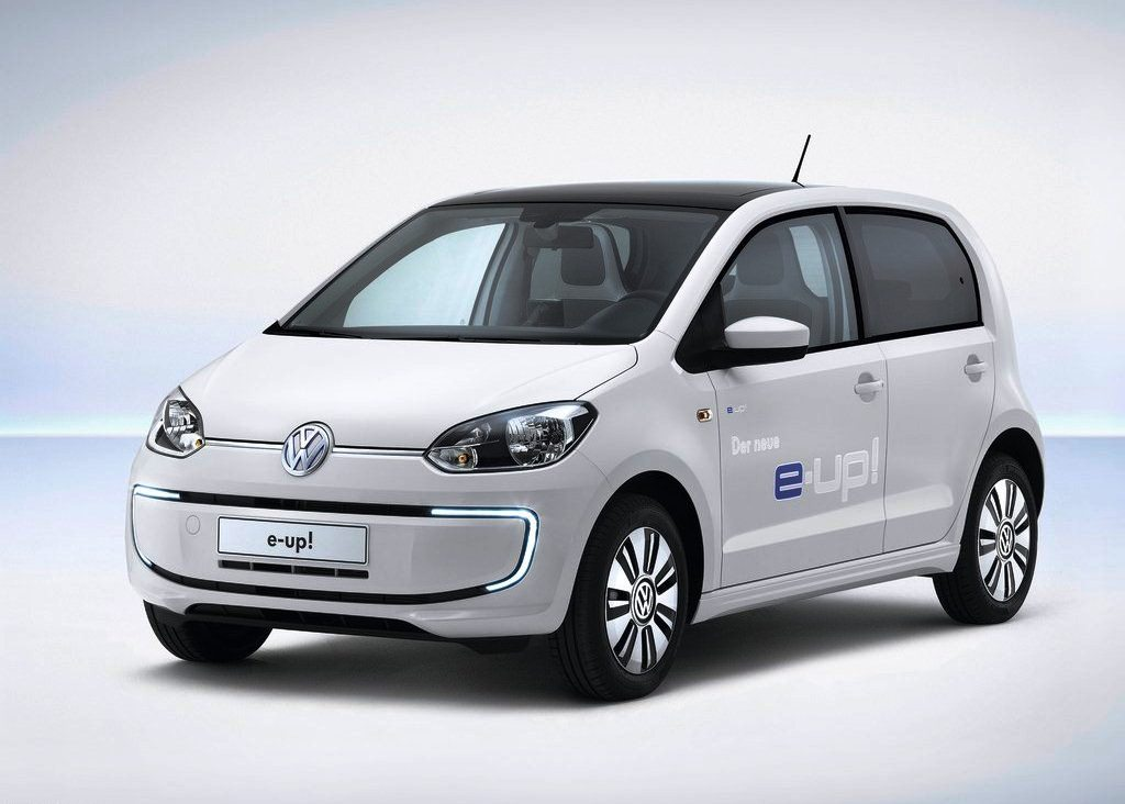 2014 Volkswagen E Up (Photo 1 of 6)