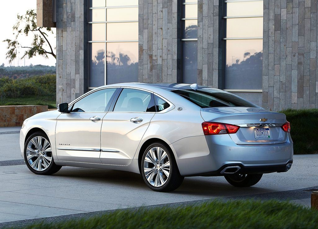 Featured Image of 2014 Chevrolet Impala Specs Review