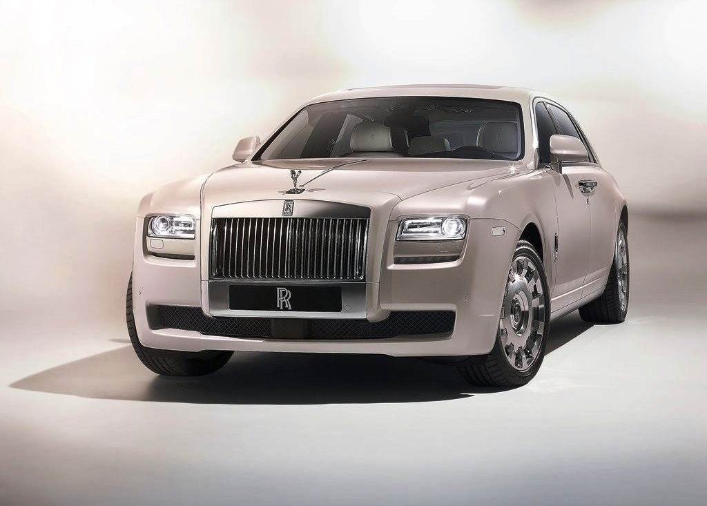 Luxury Sedans 2013 Roll Royce (View 25 of 26)