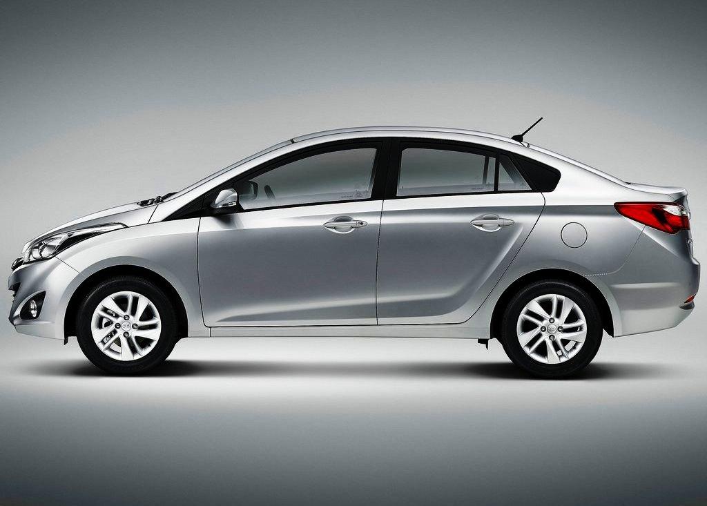 Hb20s Hyundai Motor Brasil (View 5 of 6)