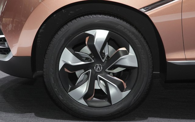 2013 Acura SUV X Concept Wheels (View 1 of 5)