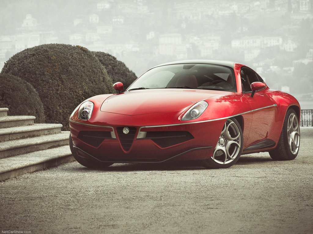 Featured Image of 2013 Alfa Romeo Disco Volante Touring Review