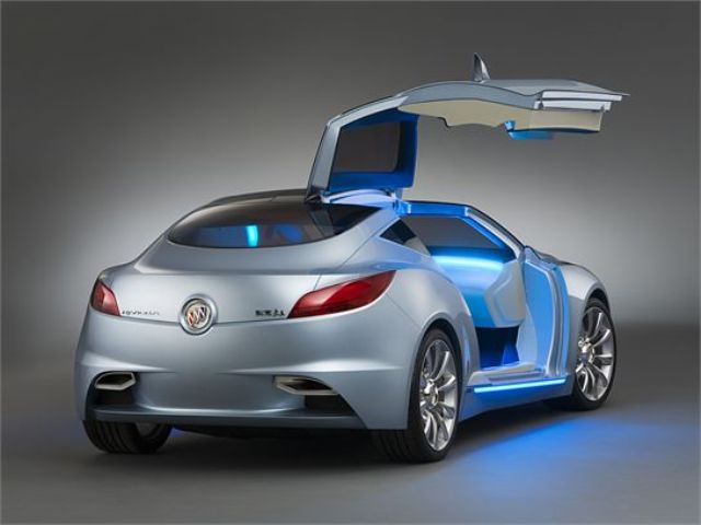 2013 Buick Riviera Concept Exterior Design (Photo 2 of 5)