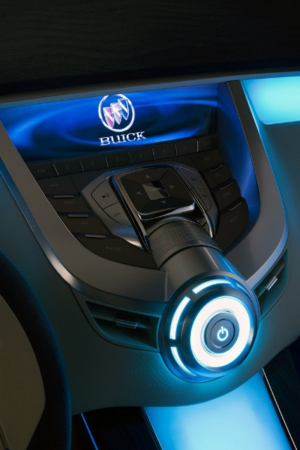 2013 Buick Riviera Concept Interior Design (Photo 3 of 5)