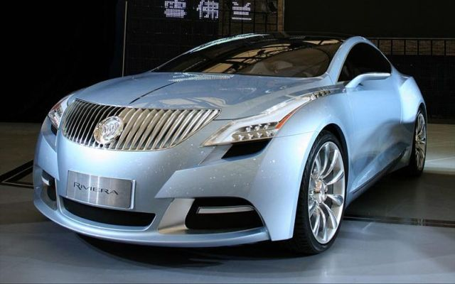 2013 Buick Riviera Concept (Photo 1 of 5)