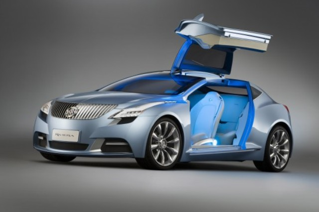 Featured Image of 2013 Buick Riviera Concept With Hybrid Plug In