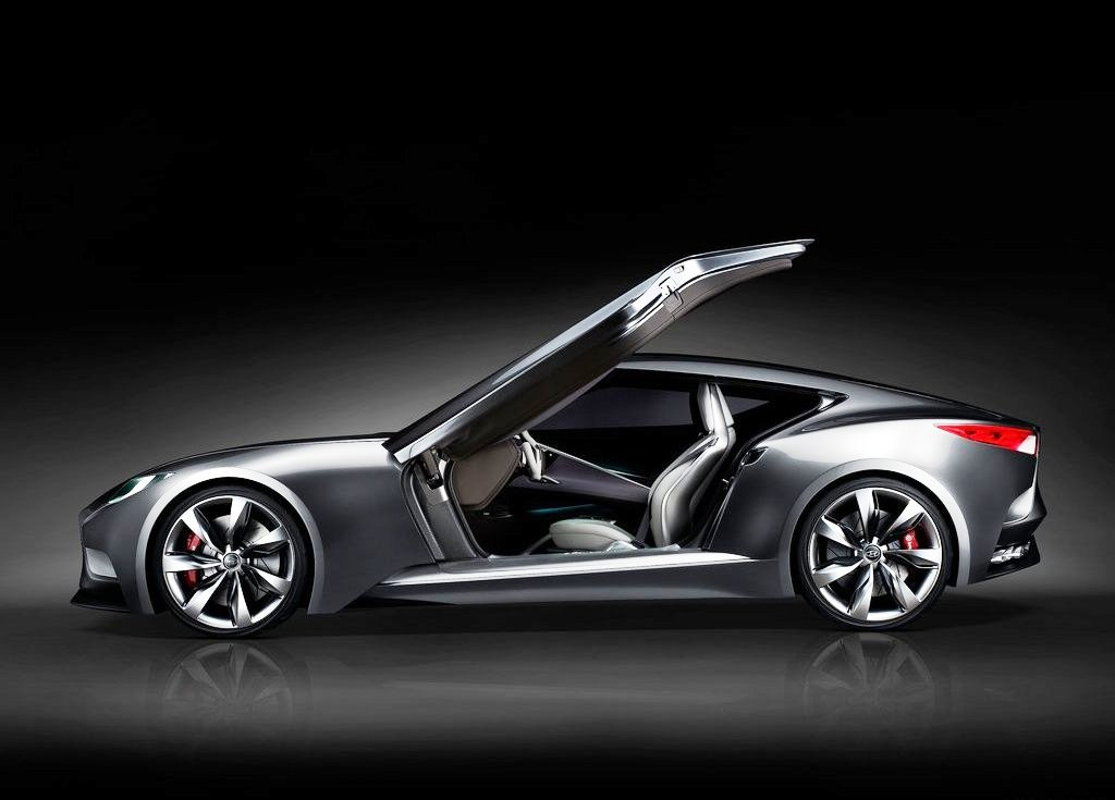 2013 Hyundai HND 9 Concept Exterior Design (Photo 2 of 6)