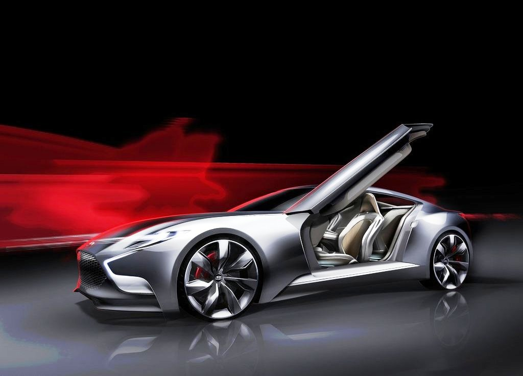 2013 Hyundai HND 9 Concept (Photo 1 of 6)