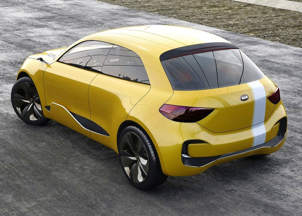 2013 Kia CUB Concept Exterior Design (Photo 2 of 6)