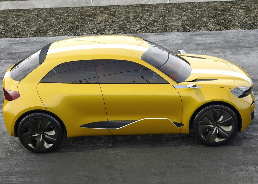 2013 Kia CUB Concept Side View (Photo 5 of 6)