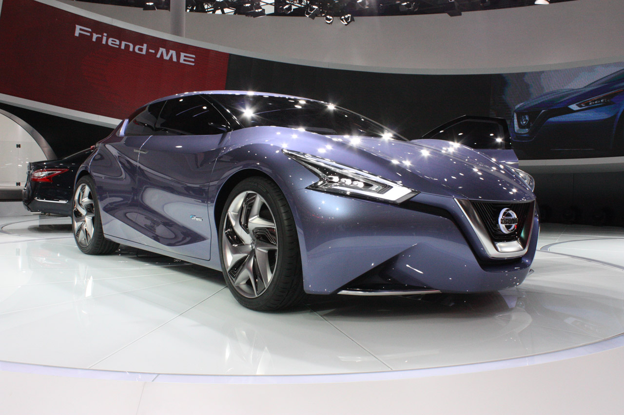2013 Nissan Friend ME Concept Release Date (View 1 of 7)