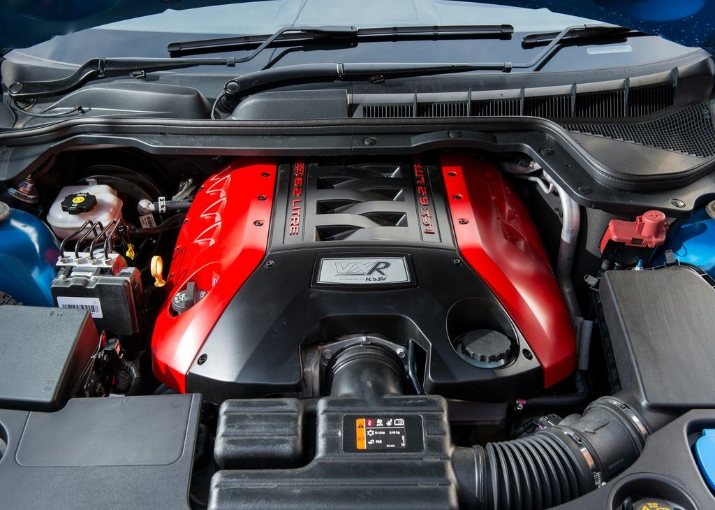 2013 Vauxhall VXR8 Tourer Engine (View 1 of 6)