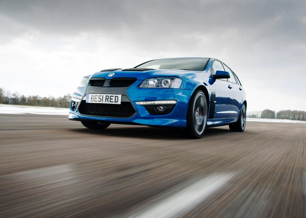 2013 Vauxhall VXR8 Tourer Wallpaper (Photo 5 of 6)
