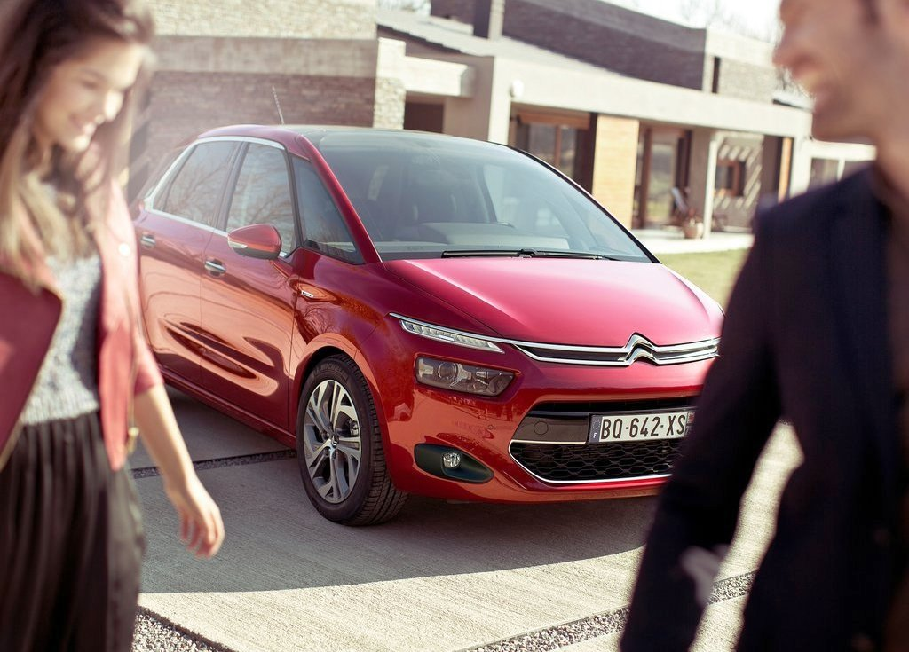2014 Citroen C4 Picasso Pictures (Photo 6 of 9)