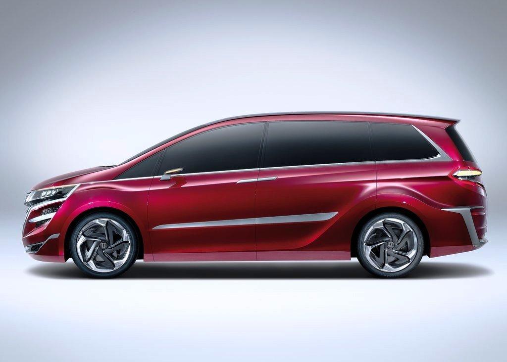 2014 Honda M Concept Exterior Design (View 1 of 4)