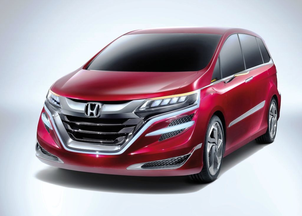 2014 Honda M Concept (View 3 of 4)