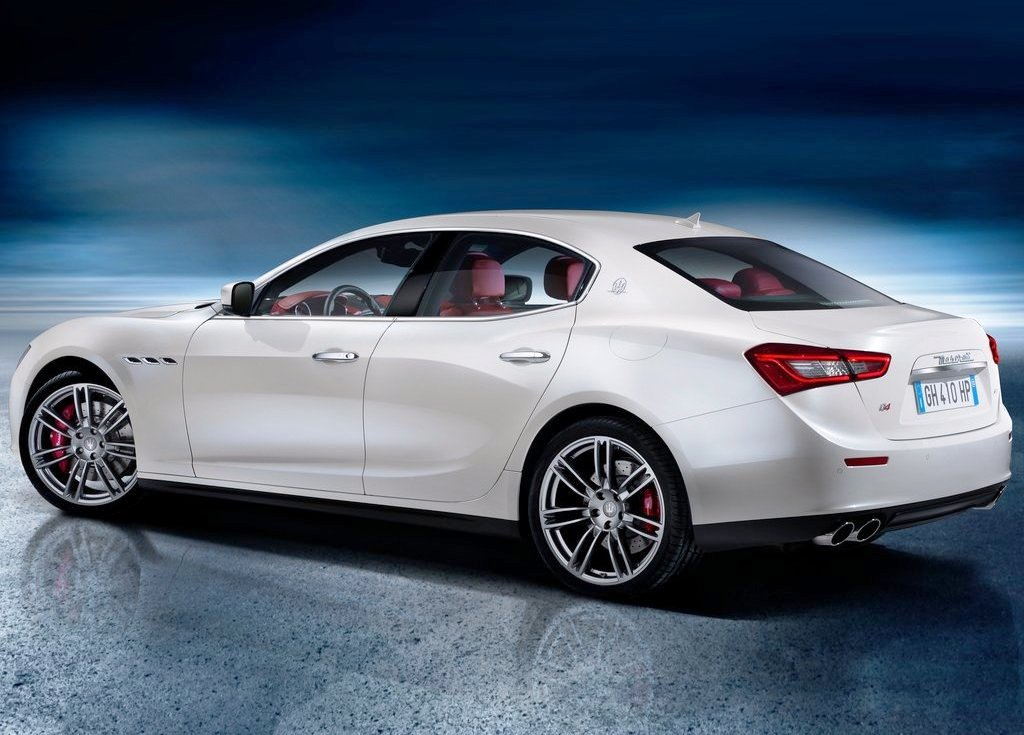 2014 Maserati Ghibli Exterior Design (View 1 of 3)