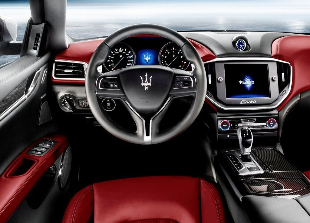 2014 Maserati Ghibli Interior Design (View 2 of 3)