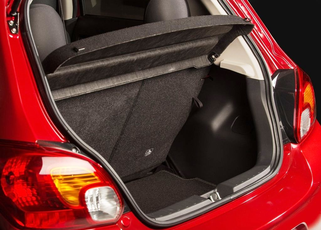 2014 Mitsubishi Mirage Trunk (Photo 8 of 9)