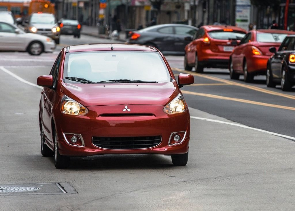 Featured Image of 2014 Mitsubishi Mirage Price, Specs, Review