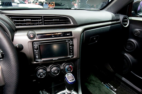 2014 Scion TC Modern Features (Photo 6 of 10)