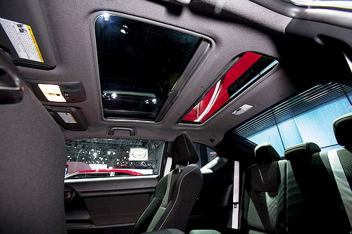 2014 Scion TC Sunroof Panoramic (View 7 of 10)