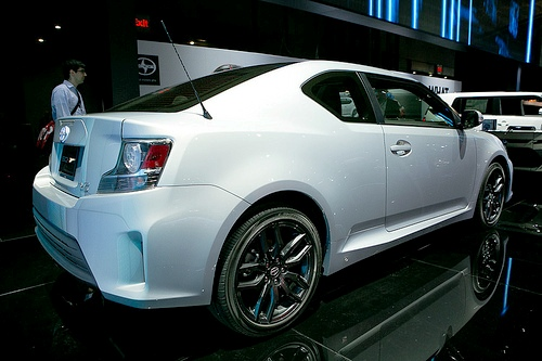 2014 Scion TC Unveiled At New York Auto Show (Photo 9 of 10)