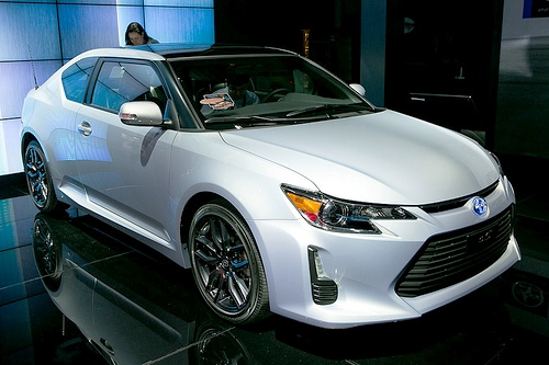 Featured Image of 2014 Scion TC Released At New York Auto Show