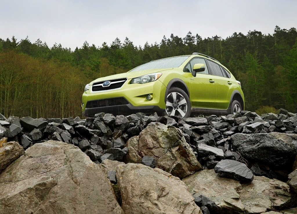 2014 Subaru XV Crosstrek Hybrid Wallpaper (Photo 6 of 7)