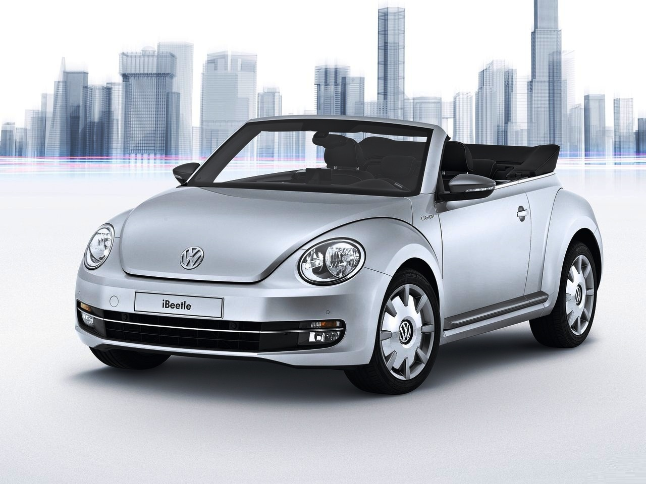 2015 Volkswagen IBeetle Wallpaper (View 5 of 6)