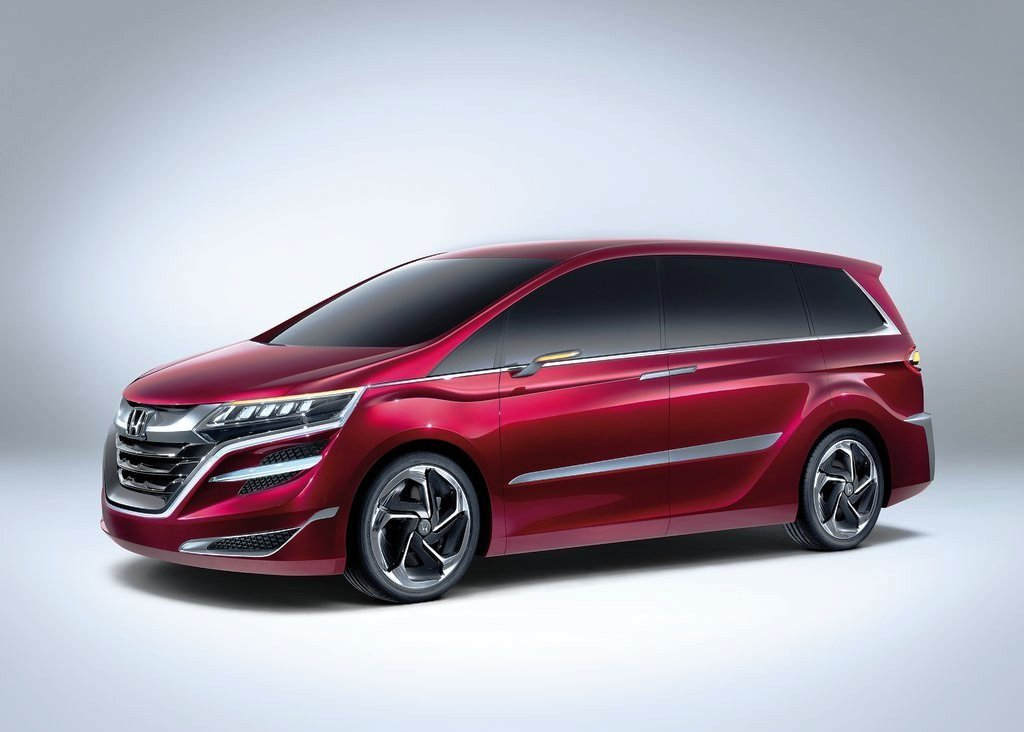 Featured Image of 2014 Honda M Concept MPV Unveiled At Shanghai