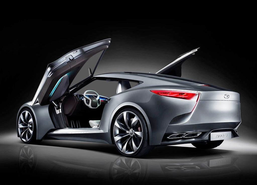 Hyundai HND 9 Concept Specs Review (Photo 6 of 6)