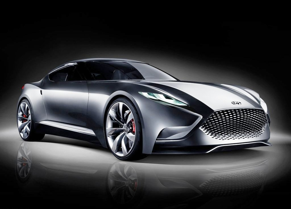 2013 Hyundai HND-9 Concept Supercar Unveiled at Seoul Pictures Gallery (6 Images)